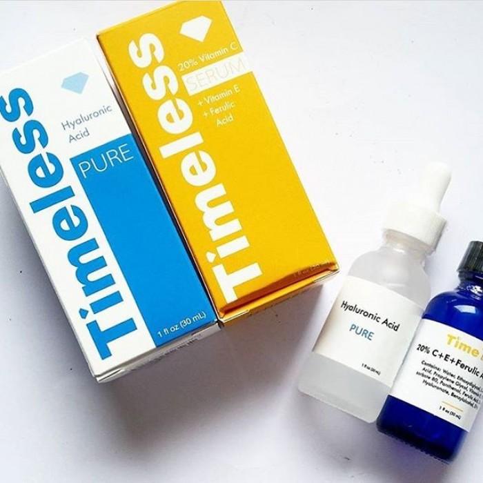 Timeless Skin Care: как выбрать средство по уходу за кожей?