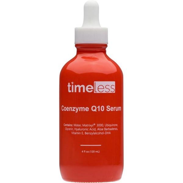 Коэнзим Coenzyme Q10 в сыворотке Timeless Skin Care и его польза картинки