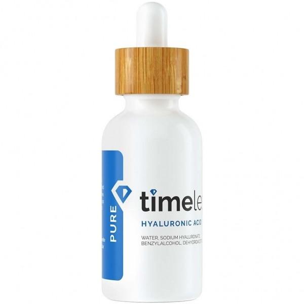 Антивозрастная сыворотка Timeless  с гиалуроновой кислотой и с высокой концентрацией гиалуроновой кислоты 1% HA (HYALURONIC ACID SERUM 100% PURE) картинка