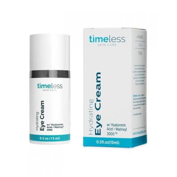Увлажняющий крем от Американского бренда Timeless Skin Care HYDRATING EYE CREAM картинка