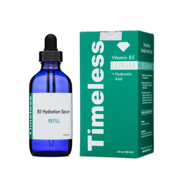 Сыворотка на основе гиалуроновой кислоты с витамином Б5 (vitamin B5 serum) картинки