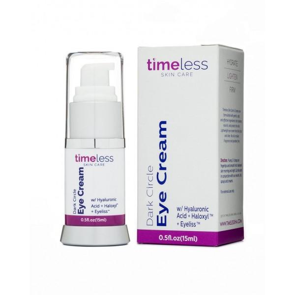 Крем от темных кругов под глазами Dark circle eye cream от Американского производителя Timeless Skin Care  картинка