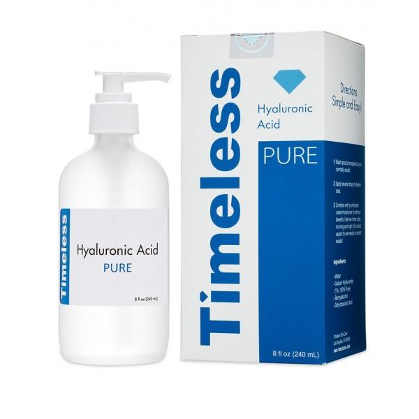 Сыворотка с высокой концентрацией гиалуроновой кислоты 1% HA (HYALURONIC ACID SERUM 100% PURE REFILL) Картинки